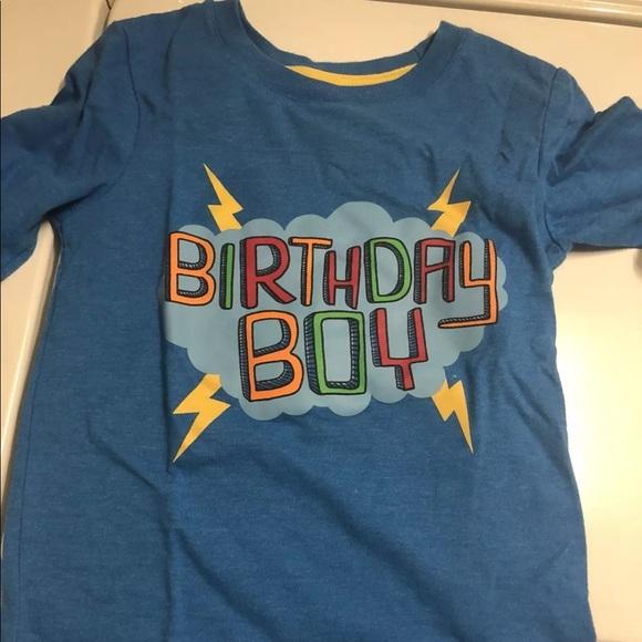 Birthday Boy Shirt M 5aaeec9100450f55bfc80975